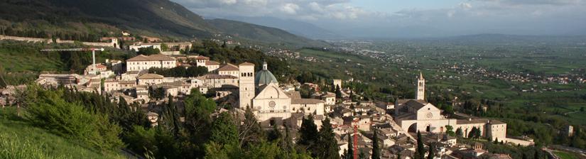 Assisi Cityscape