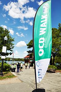 OCD Walk Flag